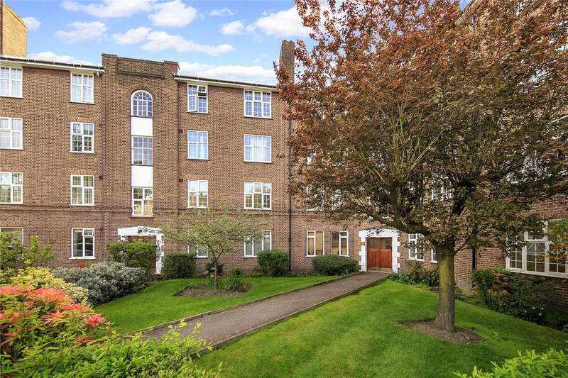 3 Bedrooms Flat for sale in Norbiton Hall, Birkenhead Avenue, Kingston