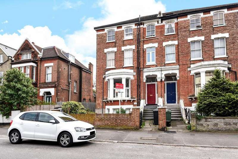 2 Bedrooms Flat for sale in Lewin Road, Streatham, SW16