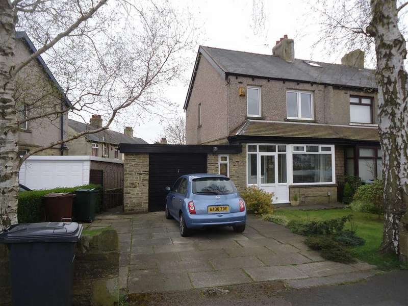 3 Bedrooms End Of Terrace House for sale in Poplar Grove, Bradford, West Yorkshire, BD7