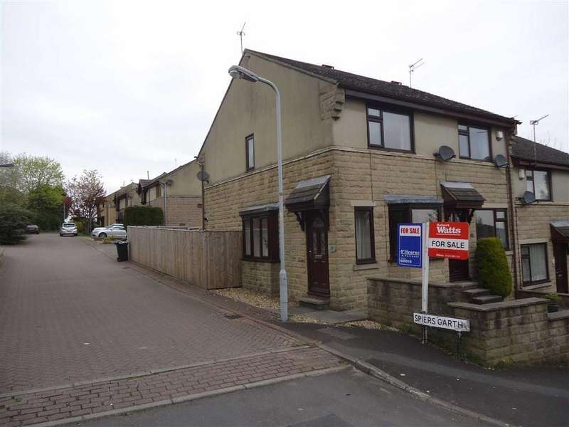 2 Bedrooms End Of Terrace House for sale in Wibsey Bank, Bradford, West Yorkshire, BD6