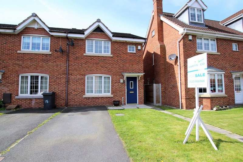 3 Bedrooms Mews House for sale in Sandwell Avenue, Thornton