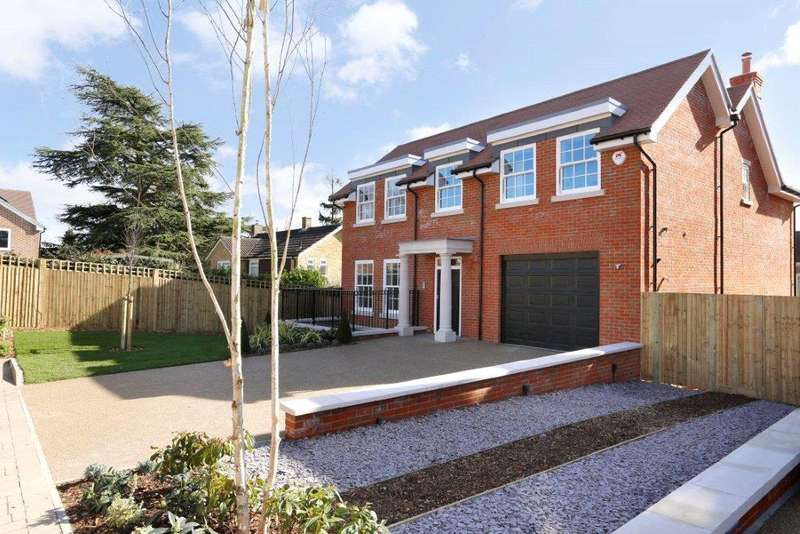 5 Bedrooms Detached House for sale in Norwood House, Alexandra Gate, 46 West Street, Reigate, Surrey, RH2