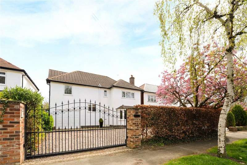 4 Bedrooms Detached House for sale in Carrick Road, Chester, CH4