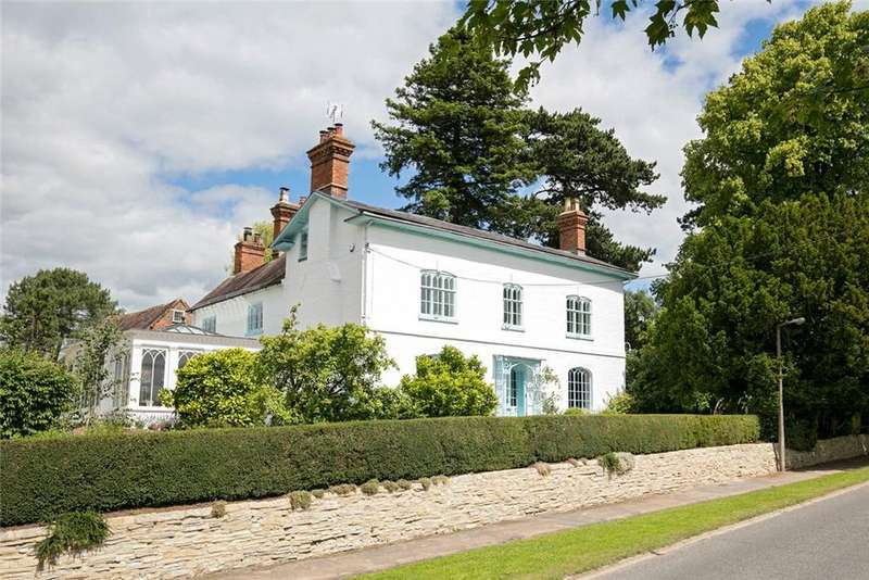 6 Bedrooms Detached House for sale in Henley Road, Great Alne, Alcester, Warwickshire, B49