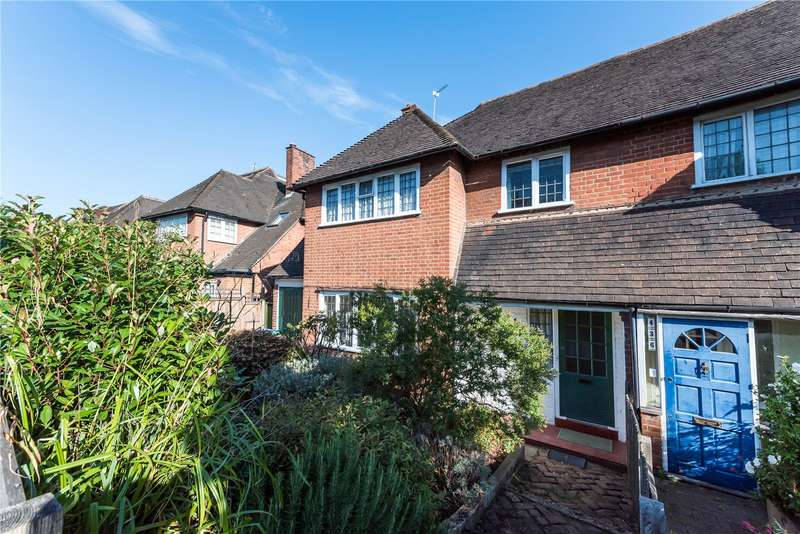 4 Bedrooms Semi Detached House for sale in Upper Richmond Road West, Richmond, TW10