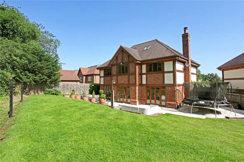 5 Bedrooms Detached House for sale in Pelling Hill, Old Windsor, Berkshire, SL4