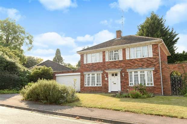 3 Bedrooms Detached House for sale in Clare Avenue, WOKINGHAM, Berkshire