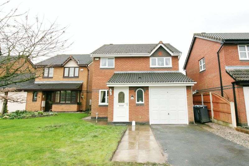 3 Bedrooms Detached House for sale in Worsbrough Avenue, Worsley Manchester