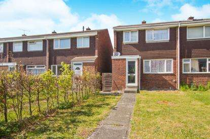 3 Bedrooms End Of Terrace House for sale in Cedar Close, Patchway, Bristol, South Gloucs