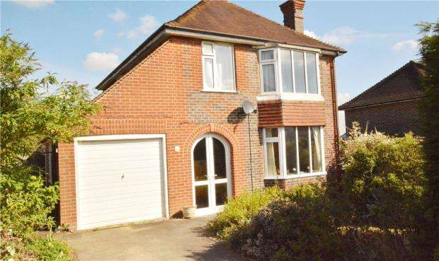 3 Bedrooms Detached House for sale in Ellis Avenue, Onslow Village, Guildford