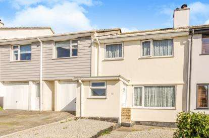 3 Bedrooms Terraced House for sale in Crowlas, Penzance, Cornwall