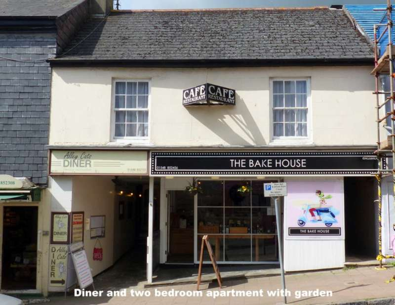 2 Bedrooms Commercial Property for sale in Fore Street, Kingsbridge