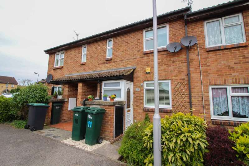 1 Bedroom Maisonette Flat for sale in Redwood Close, South Oxhey