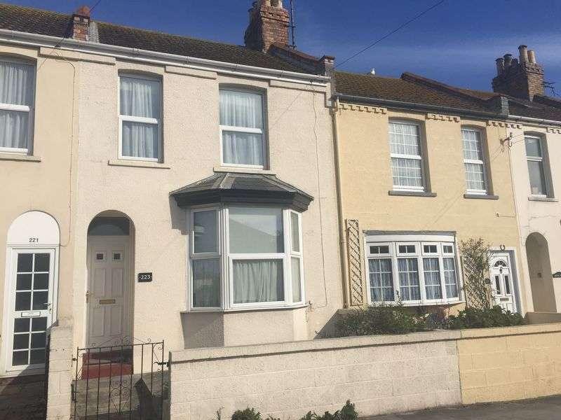 2 Bedrooms Terraced House for sale in Portland Road, Wyke Regis