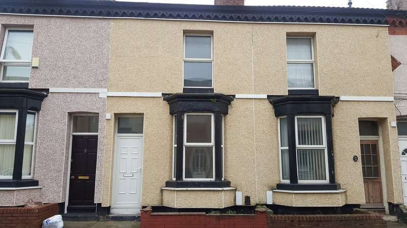 2 Bedrooms Terraced House for sale in Pope Street, Bootle L20