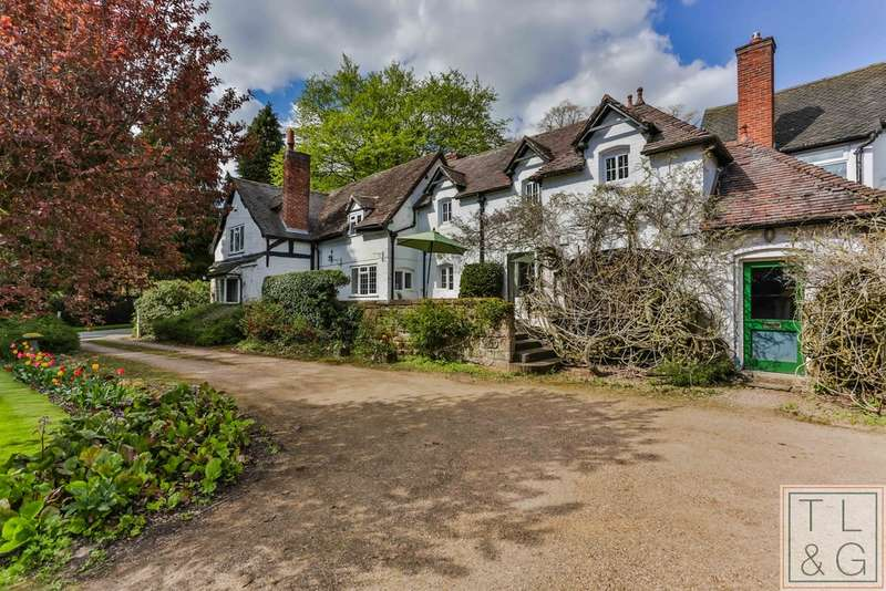 6 Bedrooms Detached House for sale in Mearse Lane, Barnt Green