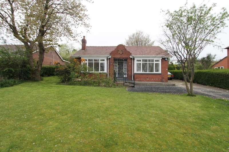 3 Bedrooms Detached Bungalow for sale in Wakefield Road, Staincross, Barnsley, S75 6JY