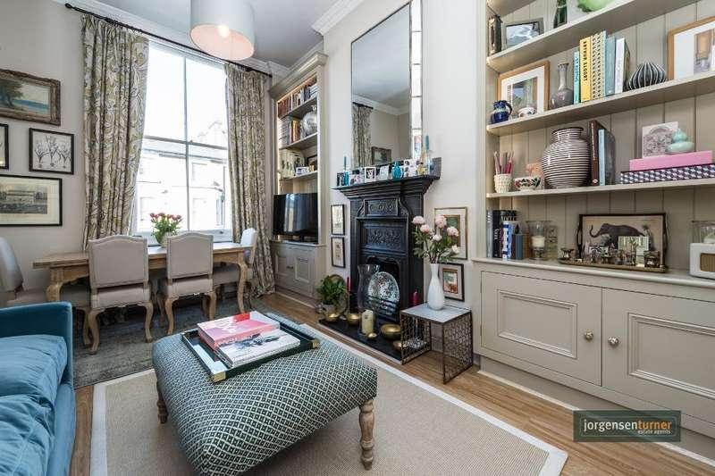 1 Bedroom Flat for sale in St Julians Road, Kilburn, London, NW6 7LA