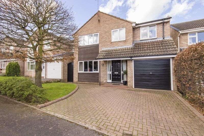 4 Bedrooms Detached House for sale in WINDRUSH CLOSE, ALLESTREE