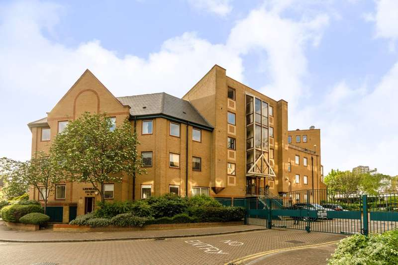 1 Bedroom Flat for sale in Asher Way, Wapping, E1W
