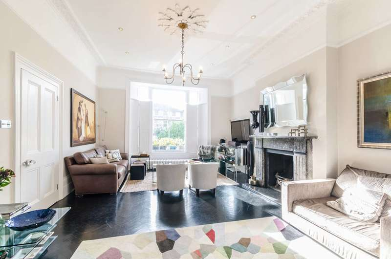 3 Bedrooms Flat for sale in Haverstock Hill, Belsize Park, NW3