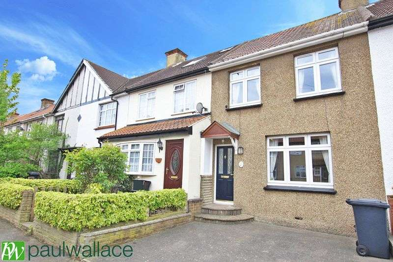 2 Bedrooms Terraced House for sale in River Avenue, Hoddesdon