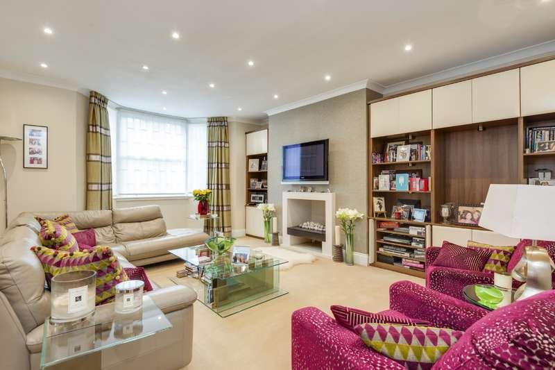 2 Bedrooms Flat for sale in Parkhill Road, Belsize Park