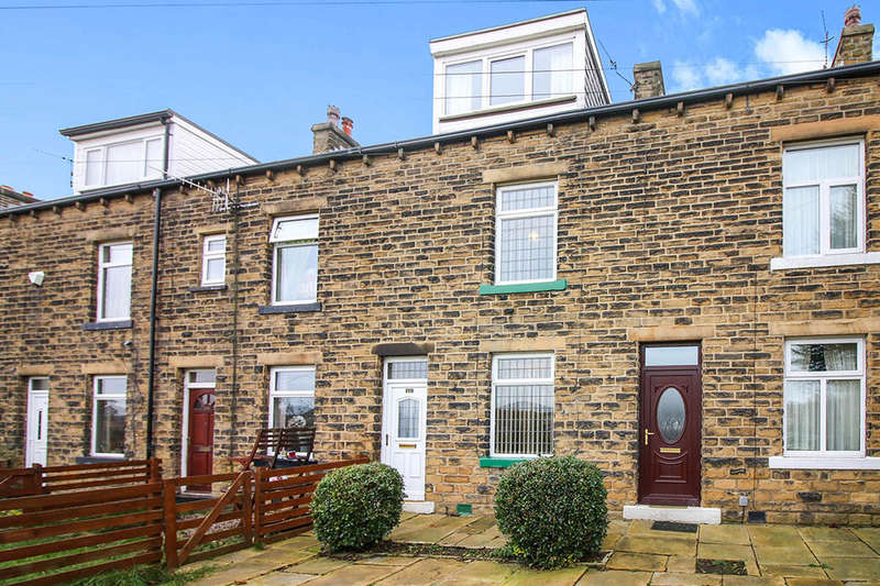 3 Bedrooms Property for sale in Nashville Terrace, Keighley, BD22