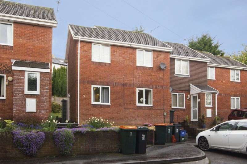 1 Bedroom Flat for sale in Bloomfield Close, Newport