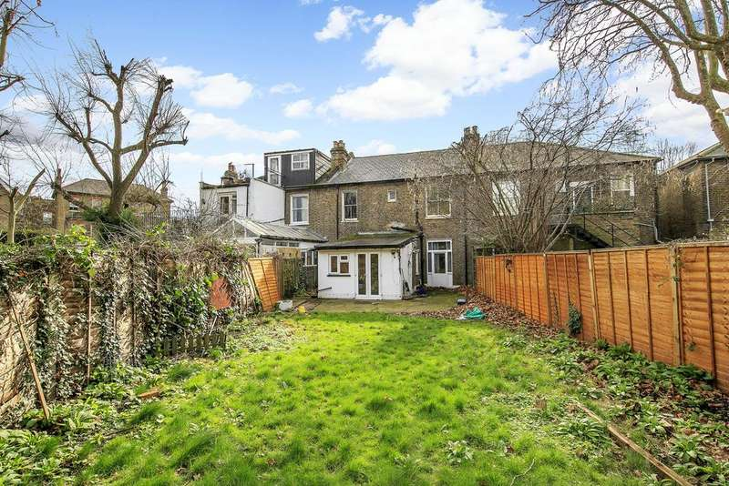 4 Bedrooms House for sale in Harvard Road, London
