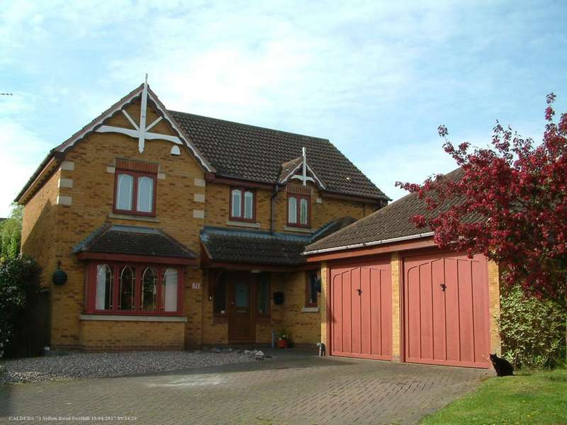 4 Bedrooms Detached House for sale in Sefton Road, Dosthill, B77 1PN