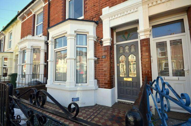 3 Bedrooms Terraced House for sale in Chasewater Avenue, Baffins, Portsmouth