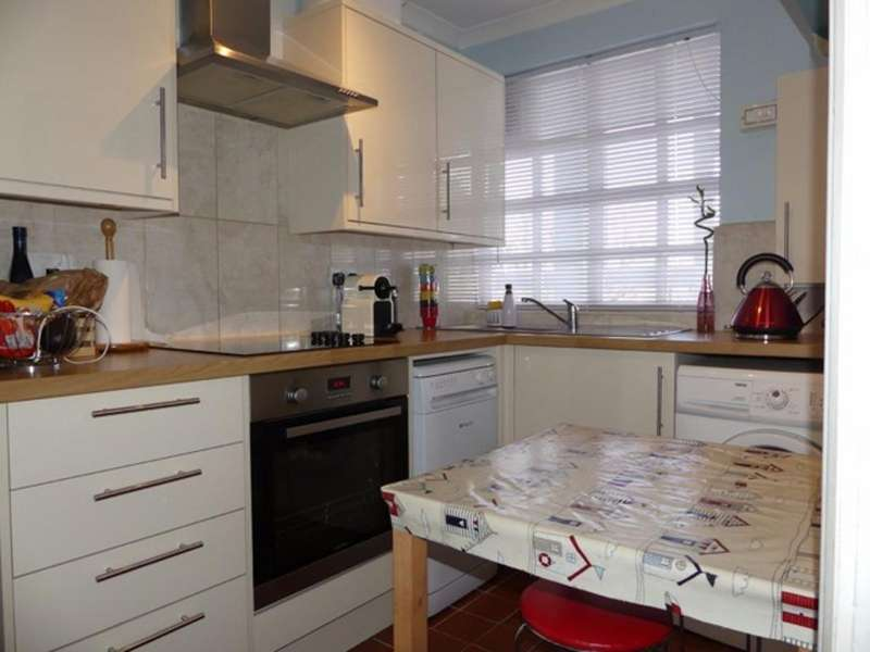 2 Bedrooms Flat for sale in Buckingham Place Brighton East Sussex BN1