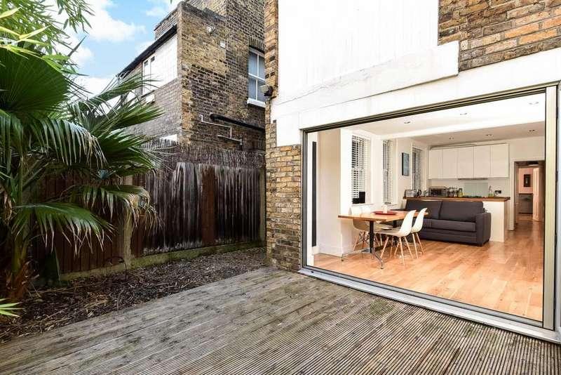 2 Bedrooms Flat for sale in Newburn Street, Kennington, SE11