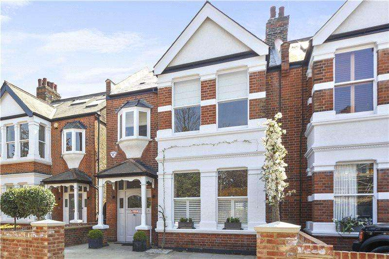 5 Bedrooms Semi Detached House for sale in Emanuel Avenue, Acton, London, W3