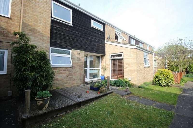 3 Bedrooms Terraced House for sale in Sandown Road, Stevenage, Hertfordshire