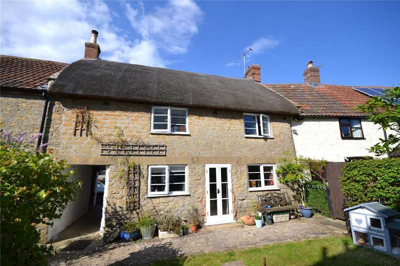 3 Bedrooms Terraced House for sale in Peggys Lane, Haselbury Plucknett, Crewkerne, Somerset