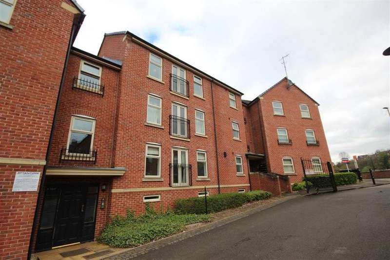2 Bedrooms Apartment Flat for rent in Apt 5 Woodseats Mews, Woodseats, Sheffield, S8 0SU