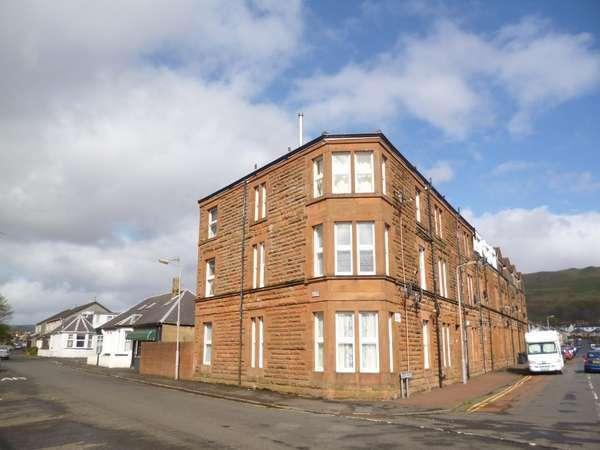 1 Bedroom Flat for sale in 2/R, 3 Kelvin Street, Largs, KA30 9BD