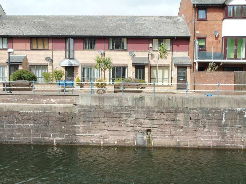 2 Bedrooms Terraced House for sale in Plas St Andresse, Penarth Marina