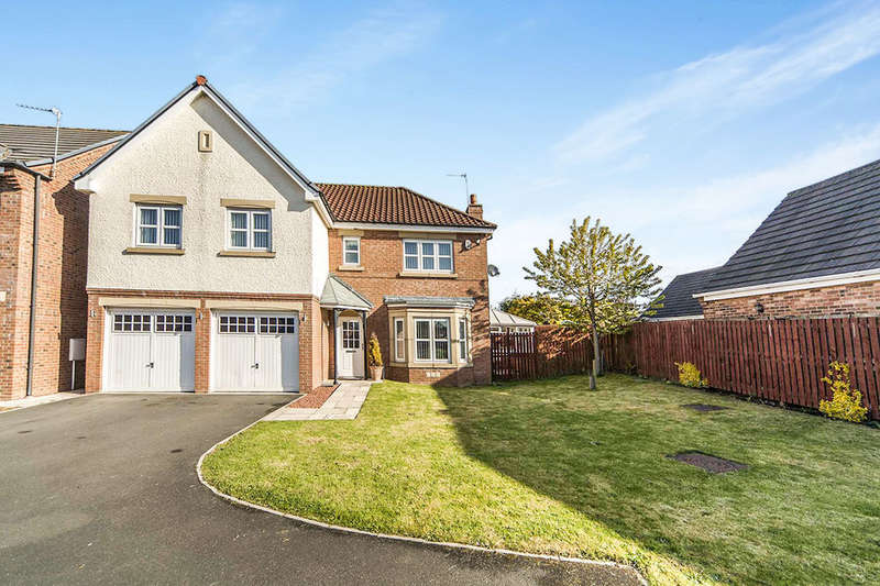 5 Bedrooms Detached House for sale in Merryweather Rise, Tunstall, Sunderland, SR3