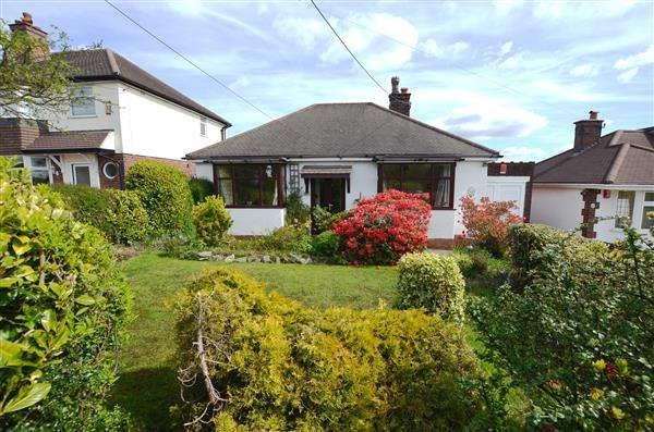 2 Bedrooms Detached Bungalow for sale in Northwood Lane, Clayton, Newcastle-under-Lyme