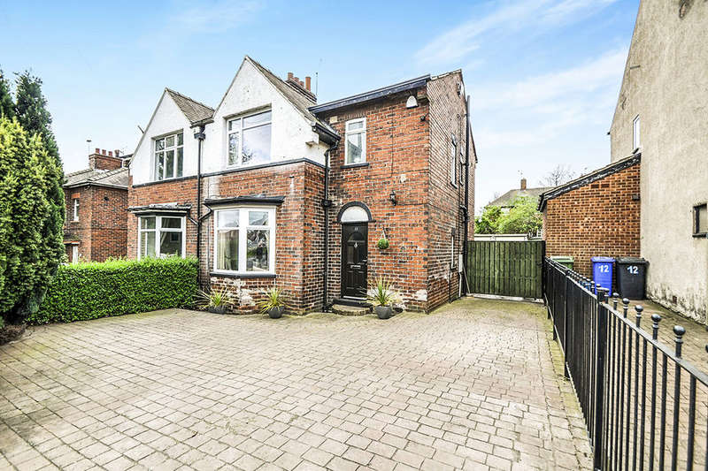 3 Bedrooms Semi Detached House for sale in Retford Road, Sheffield, S13