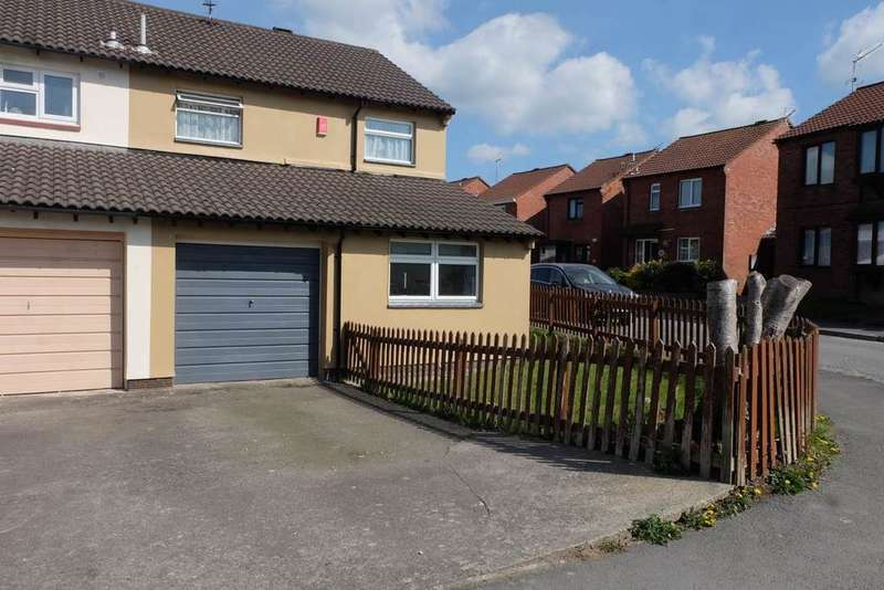 3 Bedrooms Semi Detached House for sale in Long Meadow Drive, Silver Leat, Barnstaple
