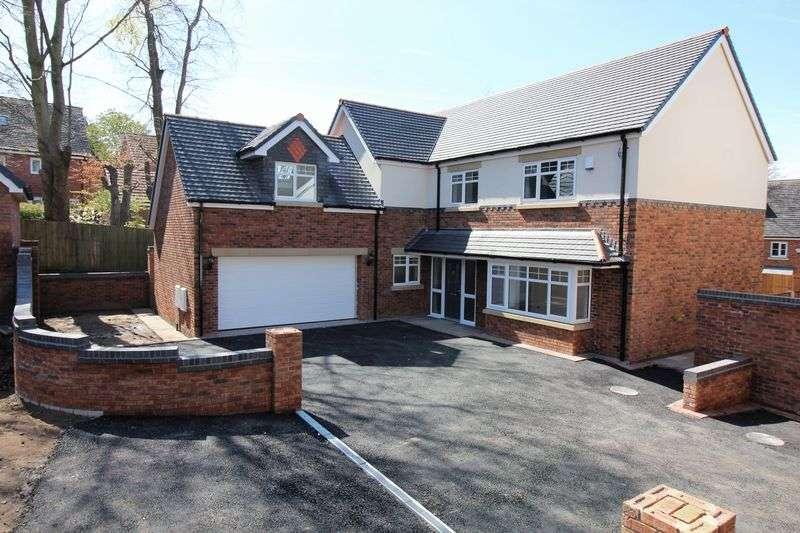 4 Bedrooms Detached House for sale in Eleanor Road, Bidston