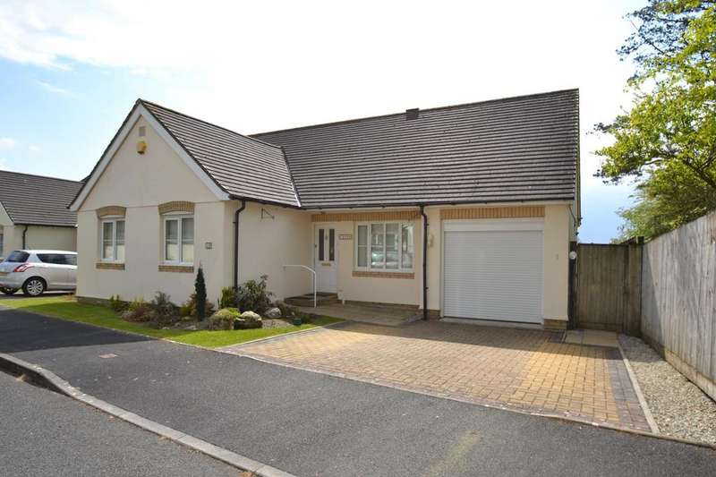 3 Bedrooms Bungalow for sale in Beech Drive, Bodmin