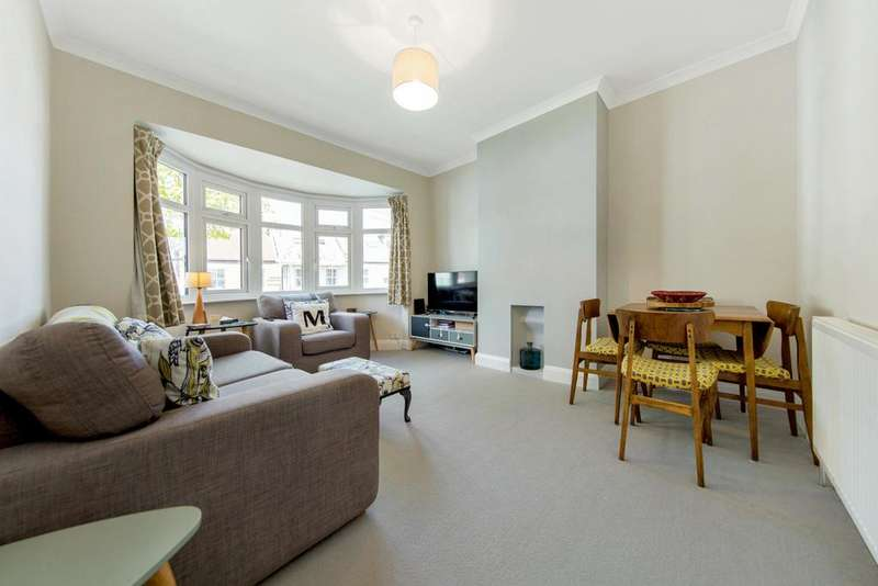 2 Bedrooms Flat for sale in Natal Road, SW16