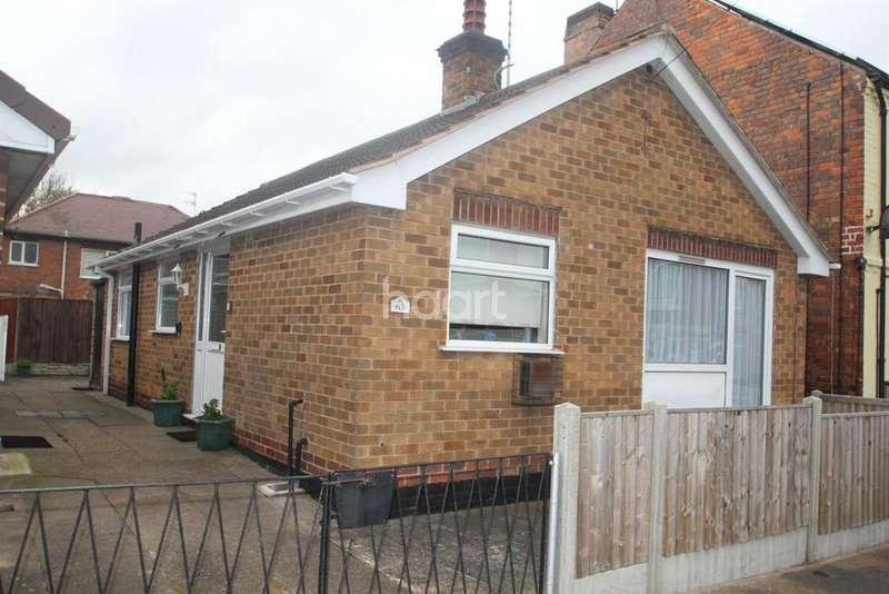 2 Bedrooms Bungalow for sale in Duke Street, Arnold,Nottingham