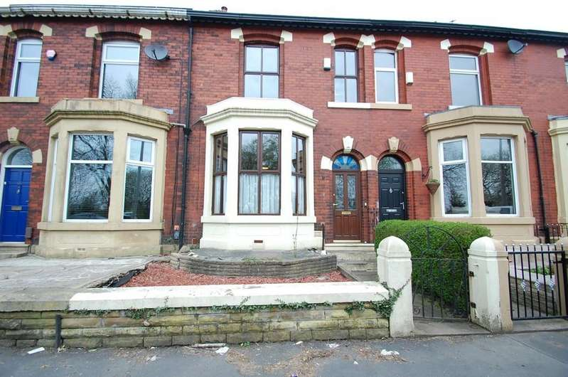 3 Bedrooms Terraced House for sale in Revidge Road, Revidge, Blackburn