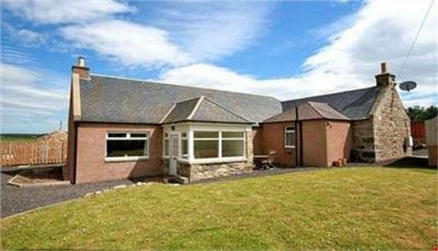 3 Bedrooms Detached Bungalow for sale in Ellon, Ellon, Aberdeenshire